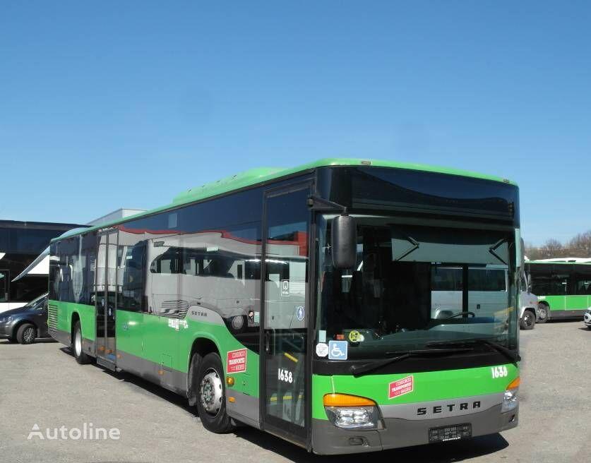 SETRA 416 NF/ KLIMA/ EURO 5/ Retarder/ Citaro/ 415 UL city bus