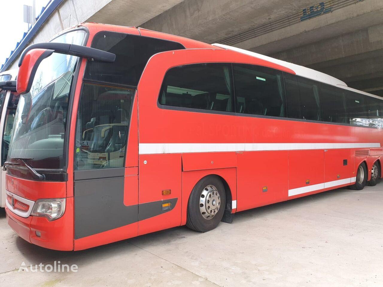MERCEDES-BENZ  TRAVEGO 17 RHD coach bus