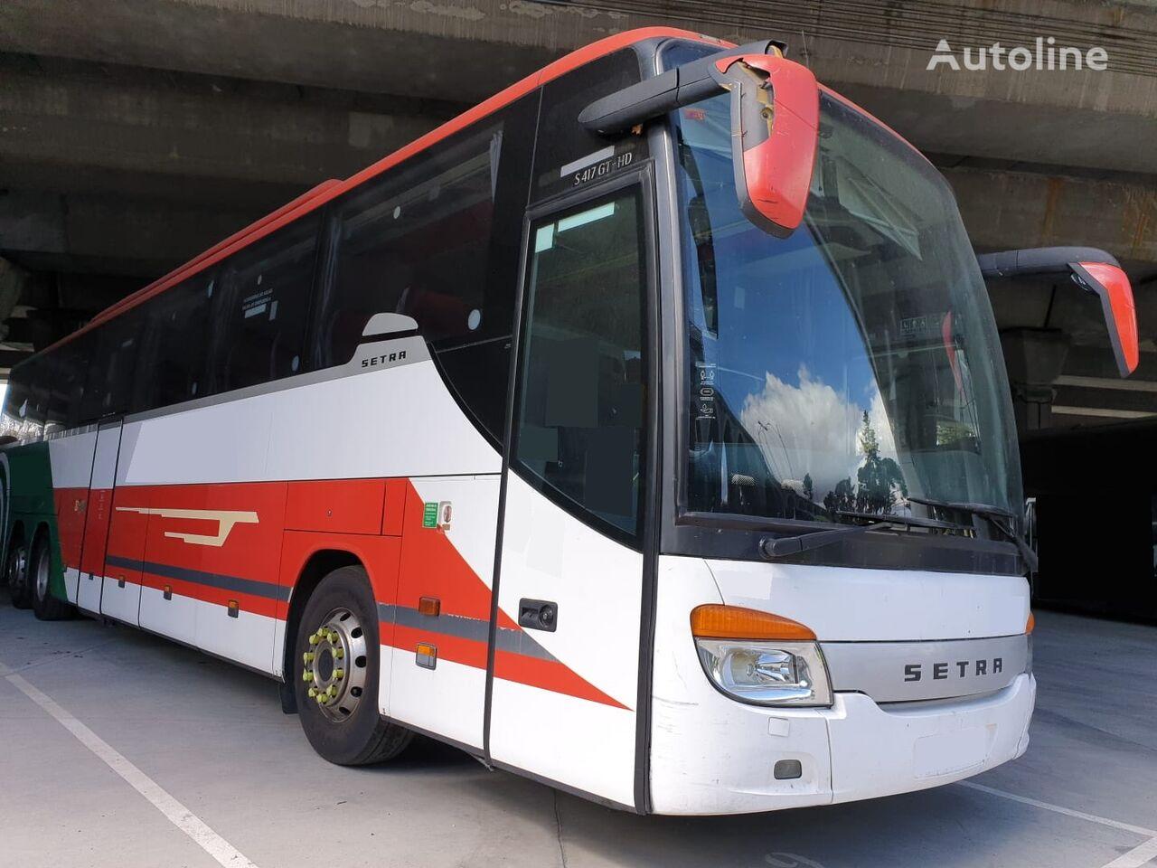 SETRA S 417 GT HD coach bus