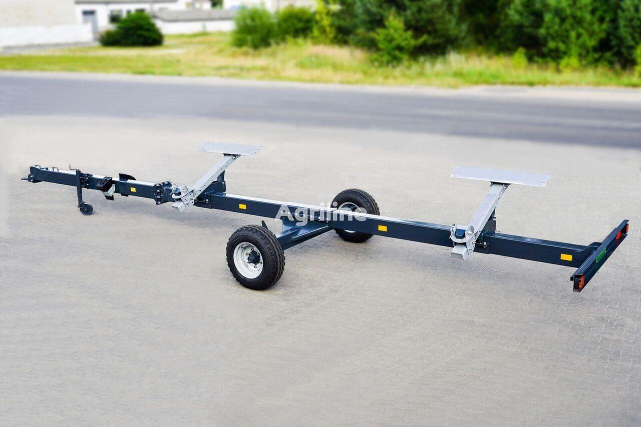 new VOLLAND VL-20 combine header trailer