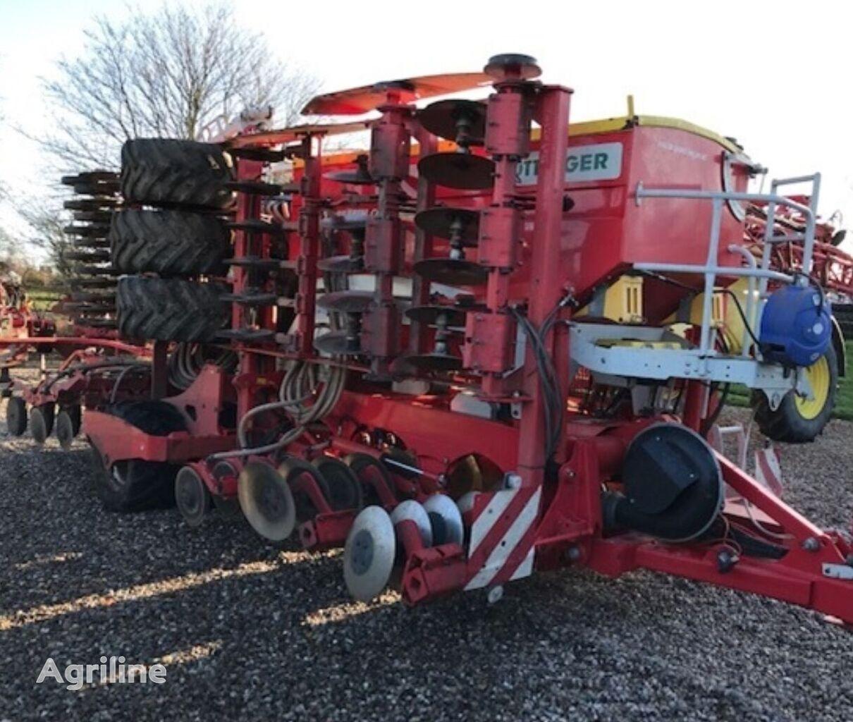 PÖTTINGER Terrasem C6 Fertilizer  combine seed drill