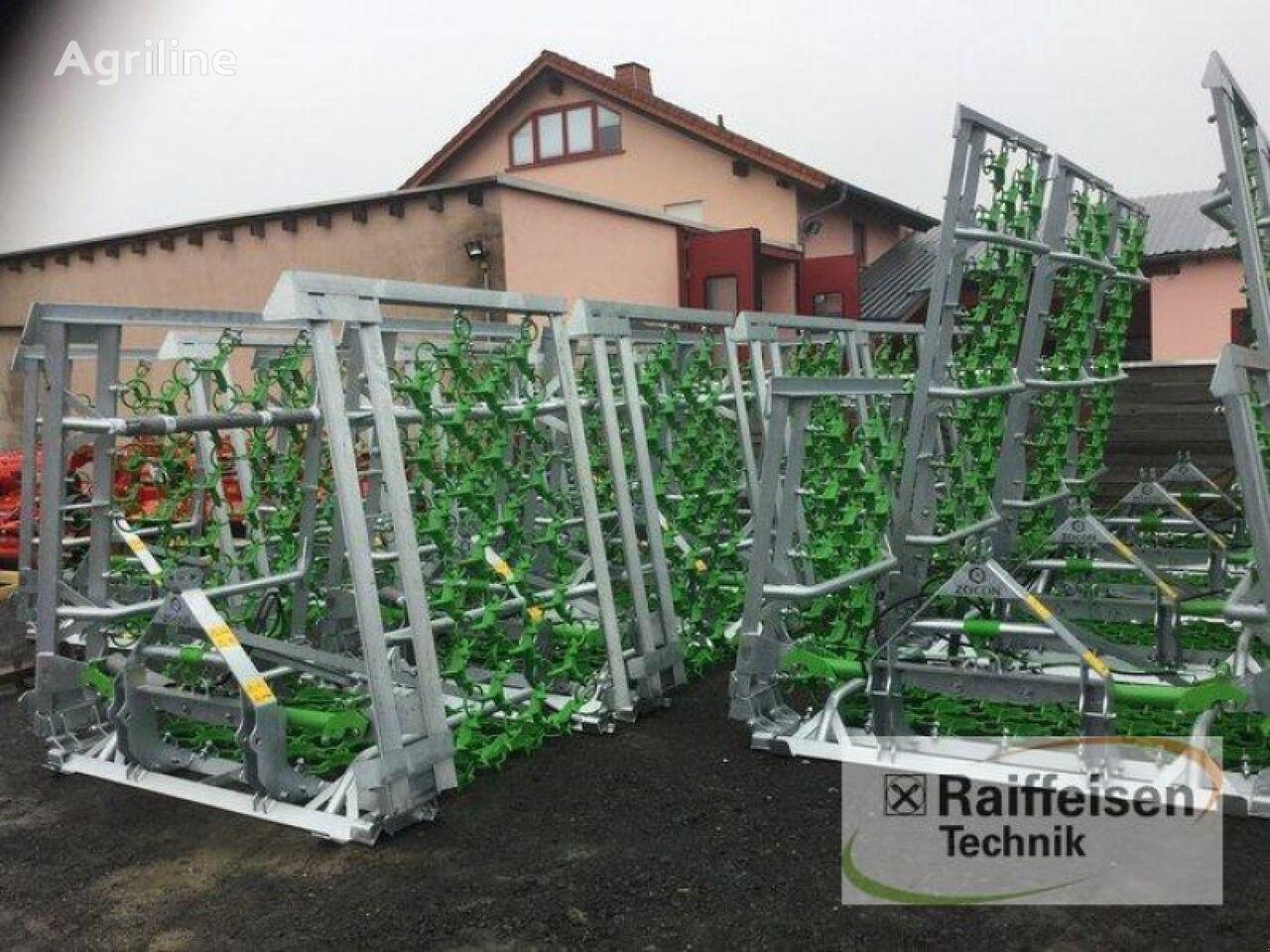 new Zocon Wiesenschleppe 5m meadow aerator