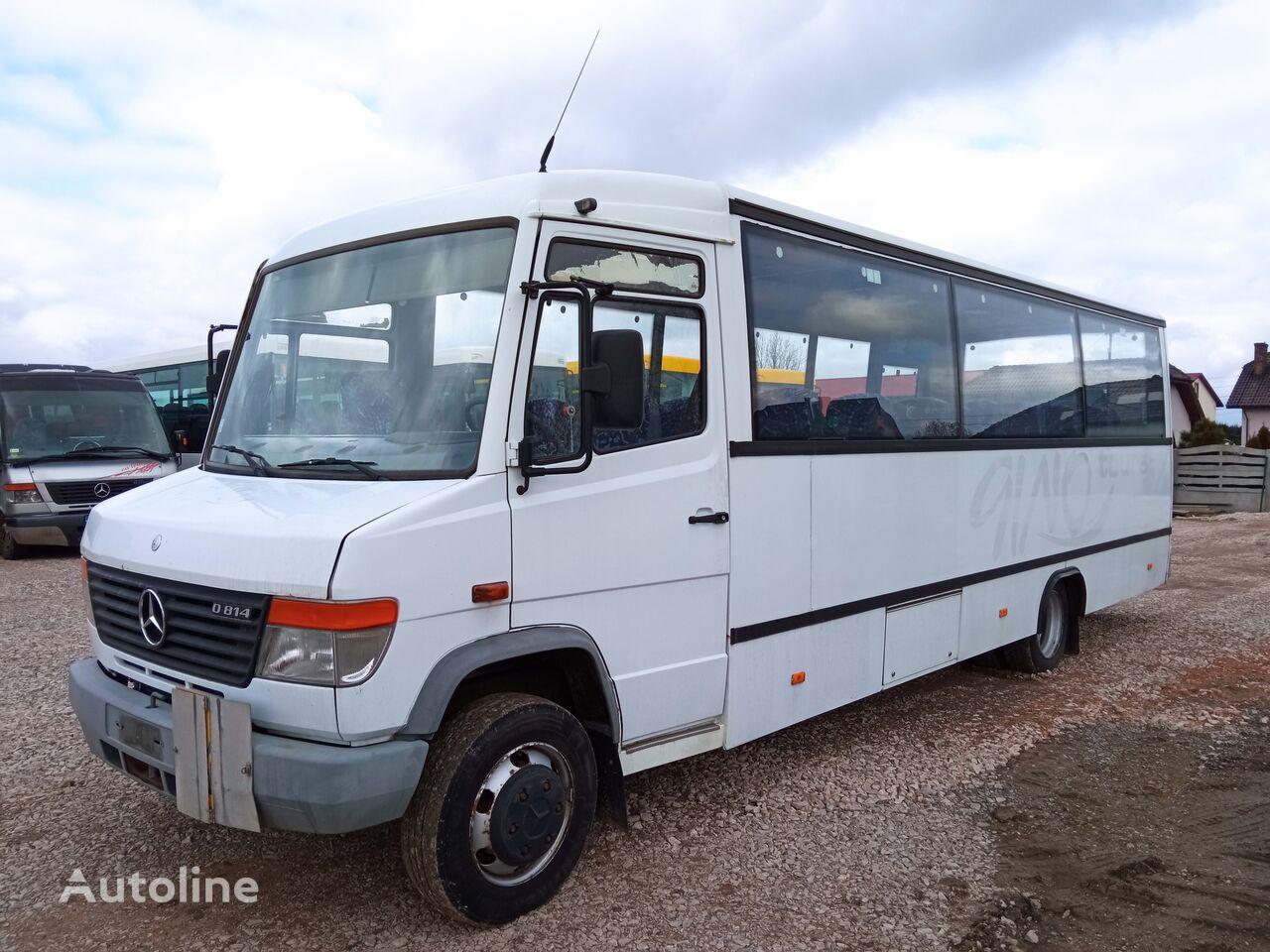 MERCEDES-BENZ Vario 814 interurban bus