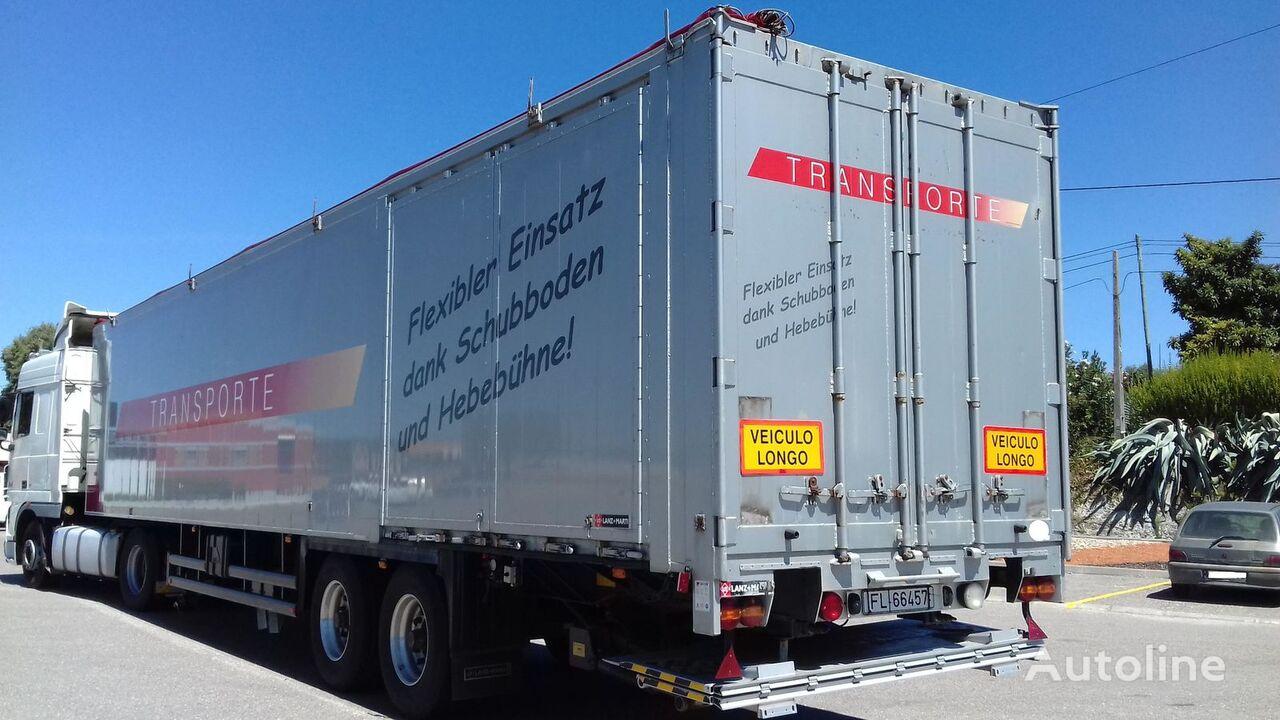 STAS grain semi-trailer