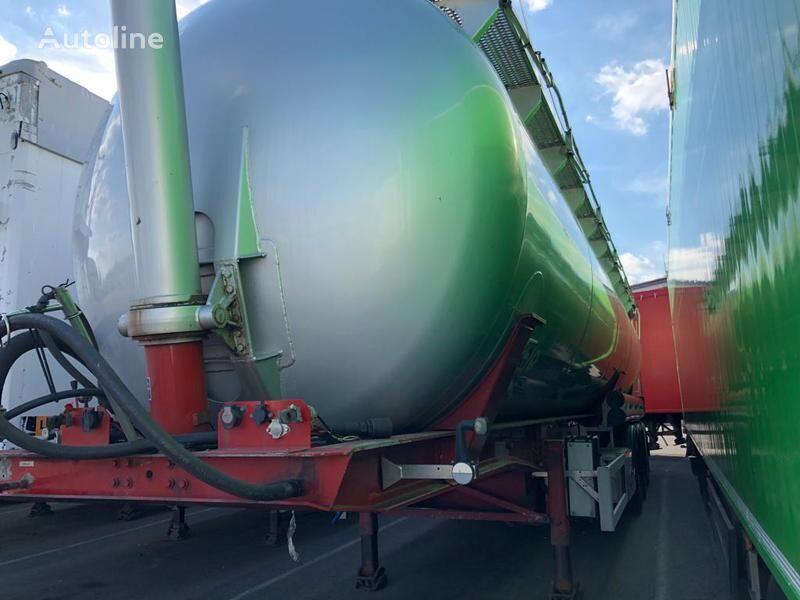 FELDBINDER KIP 63.3 silo tank trailer