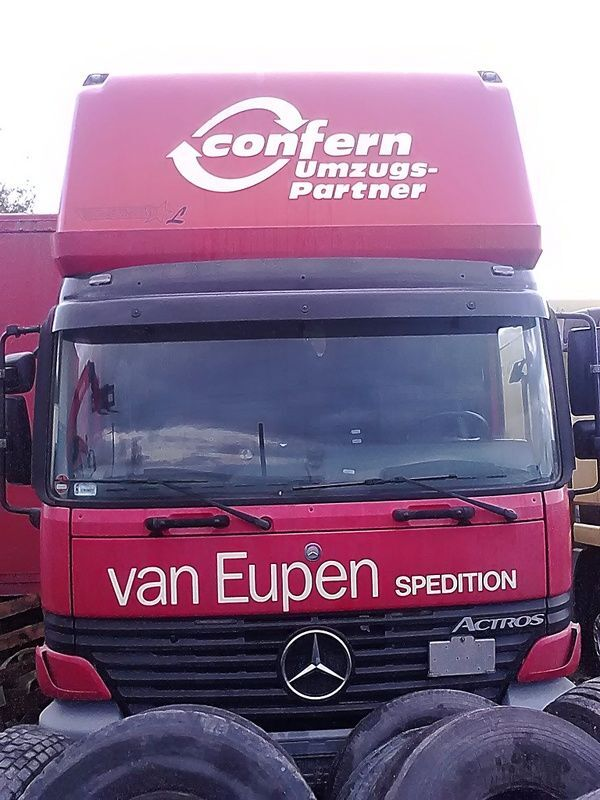 cabin for MERCEDES-BENZ Actros MP1 tractor unit