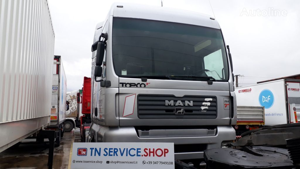 cabin for MAN TGA 18.440 tractor unit