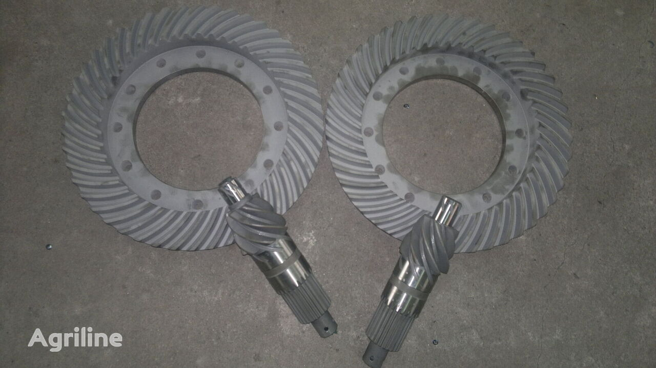 differential for harvester