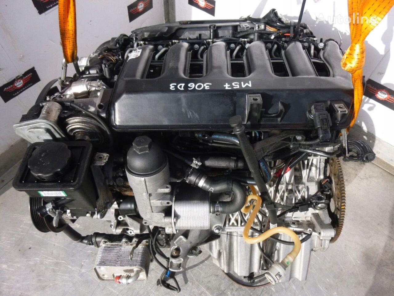3.0 D M57N2 306D3 MIT ANBAUTEILE engine for BMW 730D E65  car