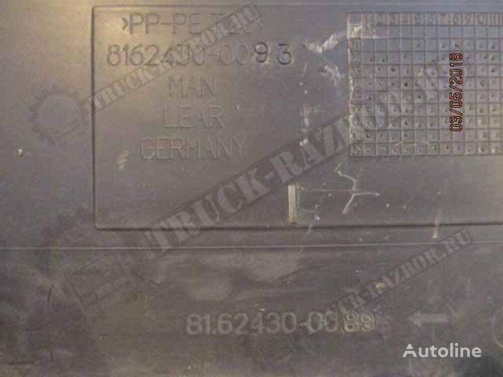 nakladka bardachka, L (81624300093) front fascia for MAN tractor unit