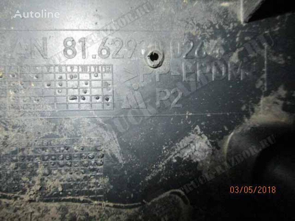 nakladka vnutrennyaya (zaslonka) (81629300264) front fascia for MAN tractor unit