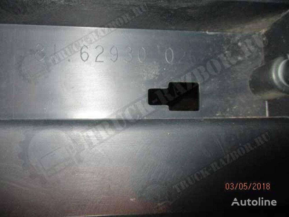 zaslonka, R (81629300262) front fascia for MAN tractor unit