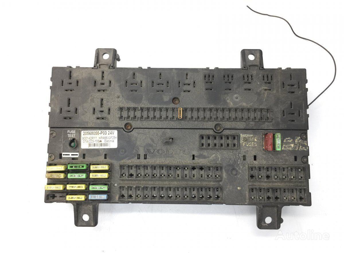 VOLVO Fuse Box fuse block for VOLVO FM/FH (2005-2012) tractor unit
