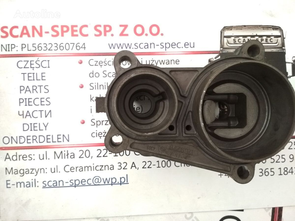 Obudowa elektrozaworów skrzyni biegów SCANIA P R G T (1769778) other transmission spare part for SCANIA P R G  truck