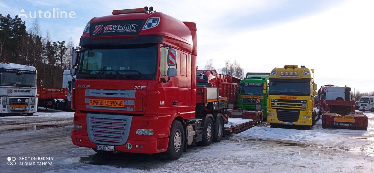 DAF FTG XF 105.460 tractor unit