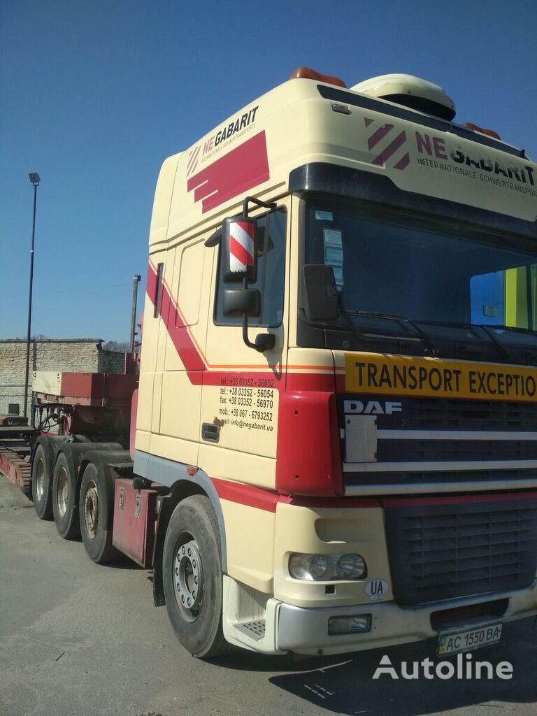 DAF XF 95 530 SSC tractor unit