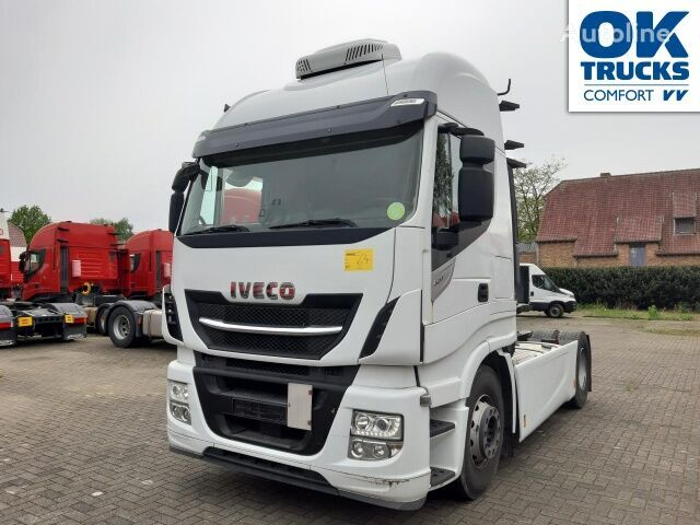 IVECO Stralis AS440S42T/P tractor unit