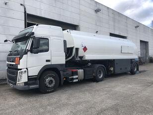 VOLVO FM 500 tractor unit + fuel tank trailer