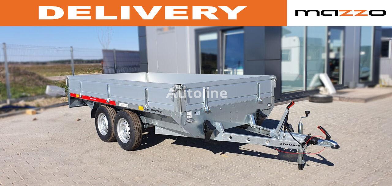 new Transporter 3217/2C flatbed trailer