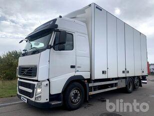 VOLVO FH 460 box truck