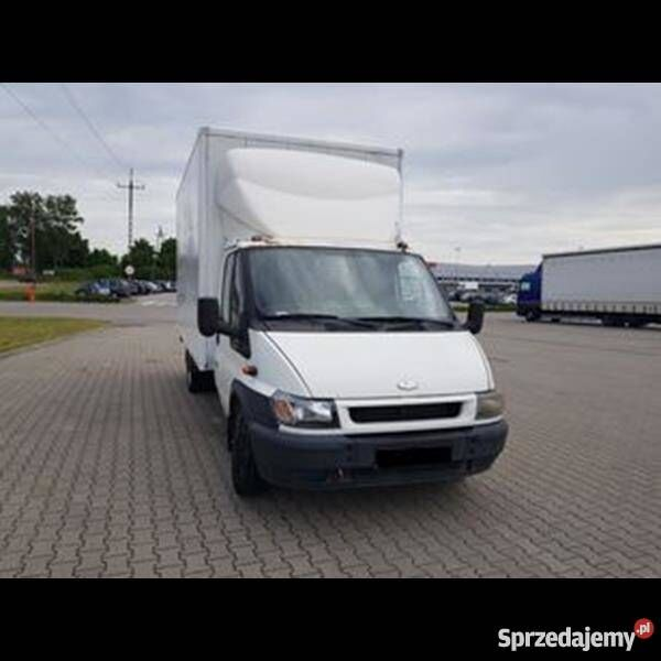 FORD Transit box truck
