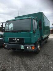 MAN 8,163 l koffer box truck