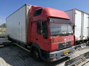 MAN 8.174 box truck