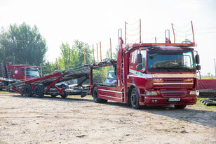 DAF Trailer FA CF75 car transporter + car transporter trailer
