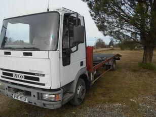 IVECO 80E17 car transporter