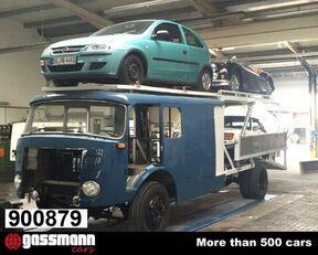 MERCEDES-BENZ LF16V LP710/32 car transporter