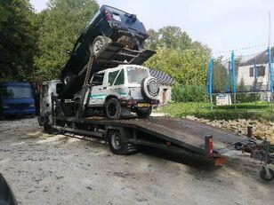 NISSAN Alteon car transporter