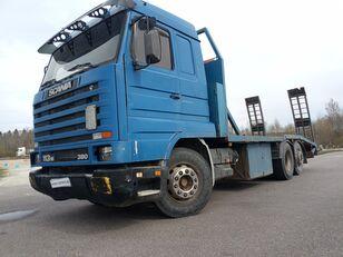 SCANIA 113  car transporter
