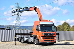 VOLVO FM 410 Fahrgestell 7,00m + PK 26002-EHD + FUNK  chassis truck