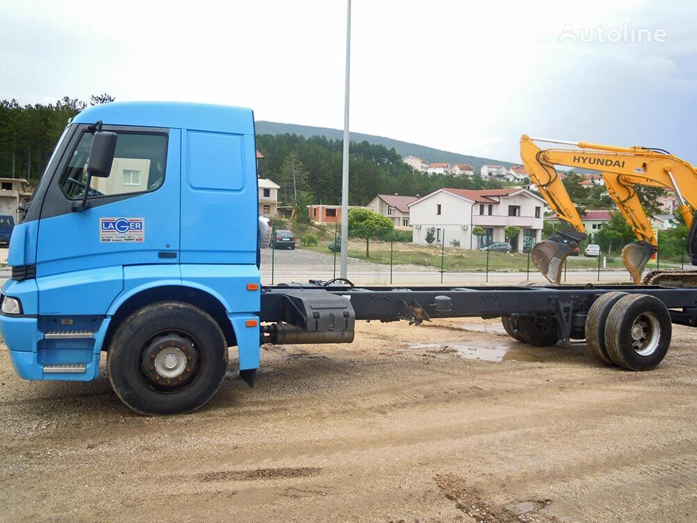 BMC Profesional 625 chassis truck