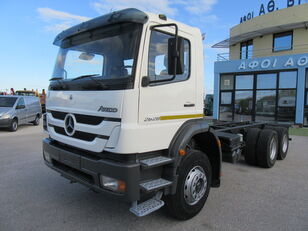 MERCEDES-BENZ 2628 6x4 ATEGO chassis truck