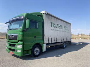 MAN TGX 18.440 curtainsider truck