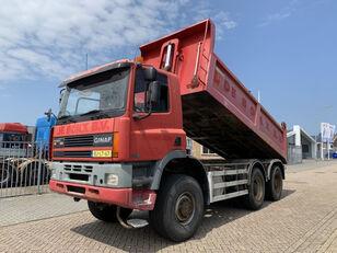 GINAF M 3335-S M 3335-S EVS 380 6x6 Euro 2 Tipper dump truck