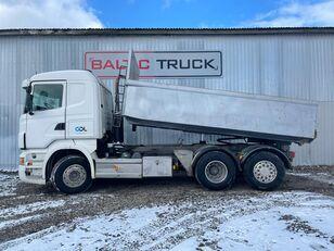 SCANIA R480 dump truck