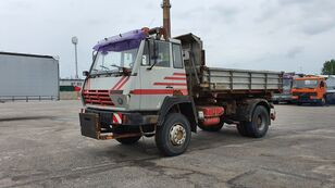 STEYR 19s32 4x4 dump truck