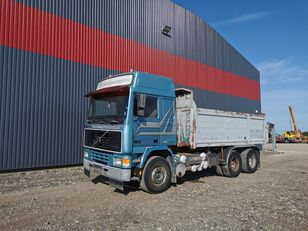 VOLVO F16, 6x4 dump truck