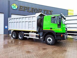 new HONGYAN GENLYON dump truck