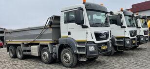 MAN TGS 35.400 - в лізинг dump truck
