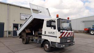NISSAN L 50 / Full Spring / Manual Pump dump truck