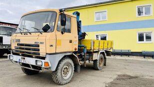 ROSS VIZA 333 flatbed truck