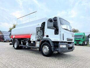 IVECO FUEL 14.000 ltr - 3 comp. - ADR PUMP + COUNTER fuel truck