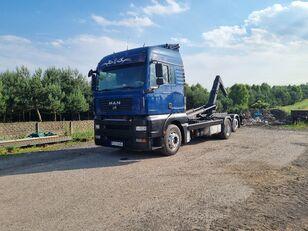 MAN TGA 26.440 hook lift truck