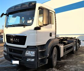 MAN TGX  26.480 hook lift truck