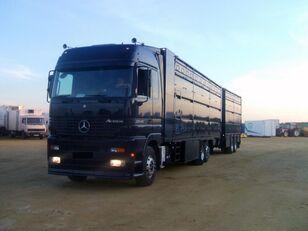 MAN ACTROS 2548 horse truck