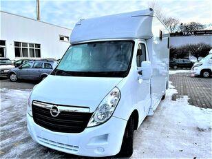 new OPEL Movano horse truck