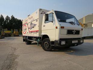 MAN 6100F ice cream truck